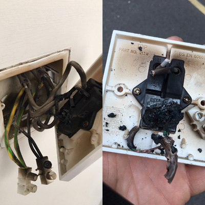 Wimbledon Electrician for electrical faults